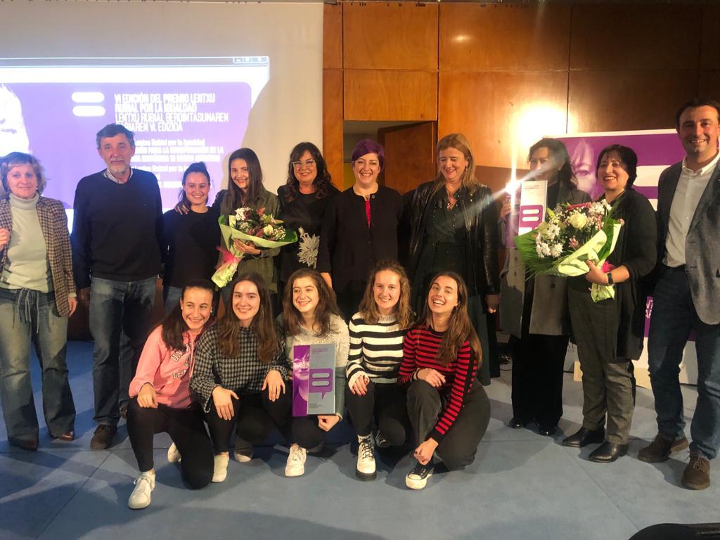 Premios Lentxu Rubial por la Igualdad