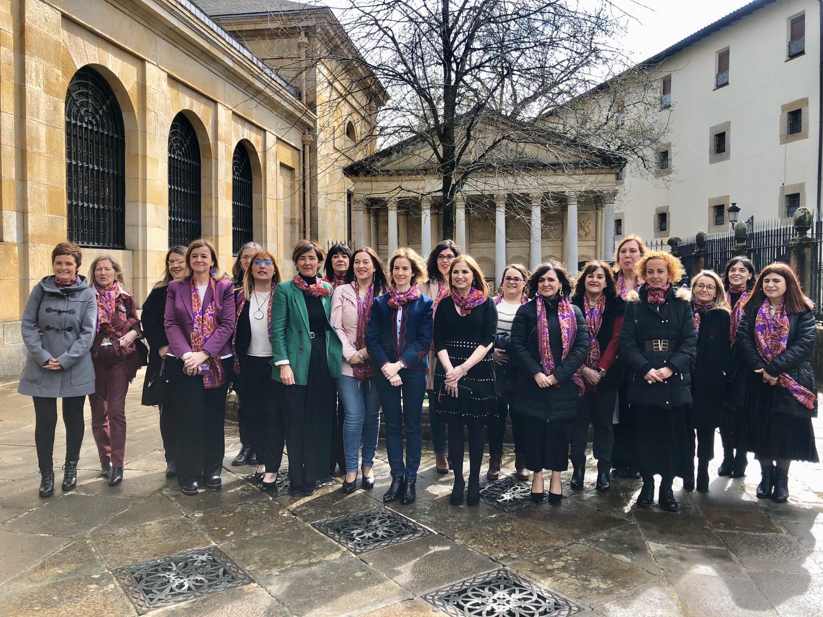 IV Asamblea Mujeres Electas