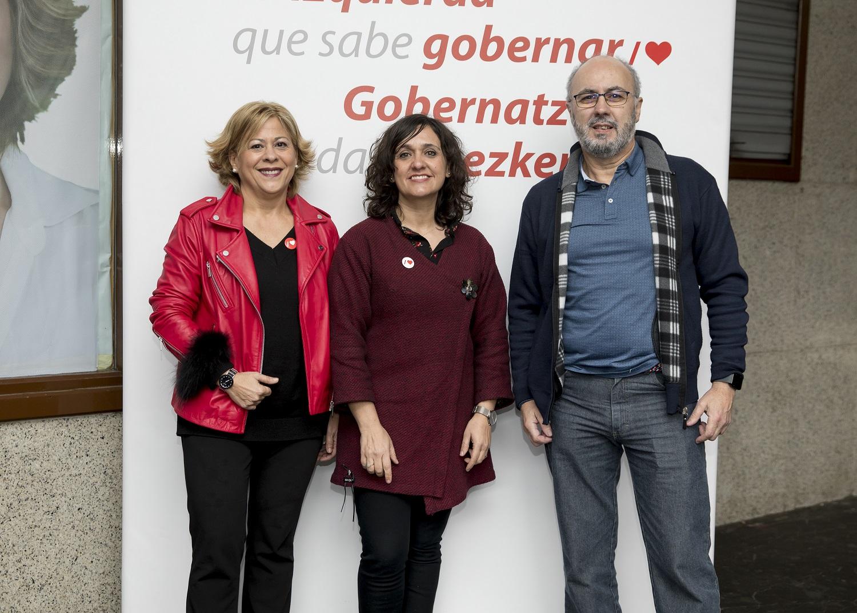 Presentación candidatura Abanto-Zierbena y Zierbena